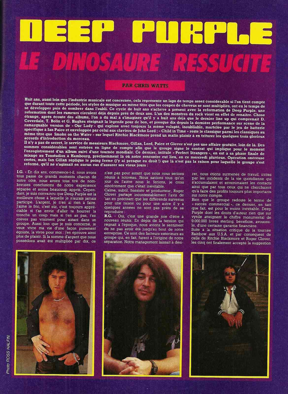 DEEP PURPLE : le dinosaure ressucité ! (Metal Attack Octobre 1984) Numyri27