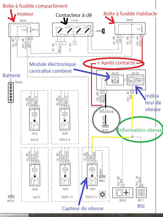 Infos électrique diverses 2013-014