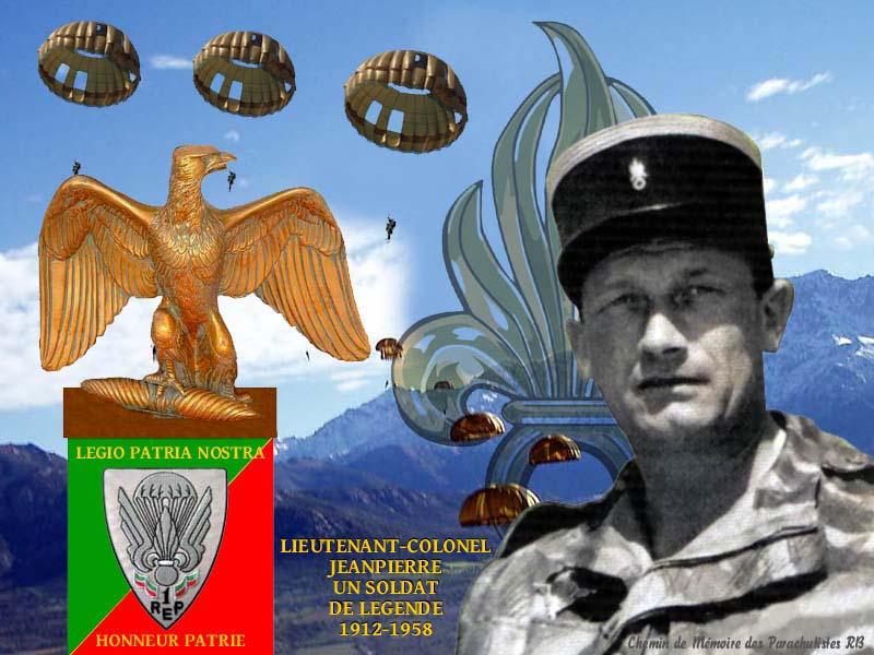 Le Lieutenant-Colonel Jeanpierre Un soldat de légende 5_lagi10
