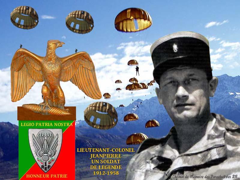 Le Lieutenant-Colonel Jeanpierre Un soldat de légende 6_lagi10