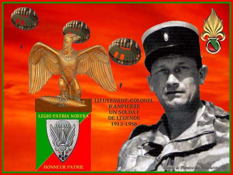 Le Lieutenant-Colonel Jeanpierre Un soldat de légende 7_lagi10