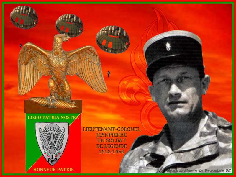 Le Lieutenant-Colonel Jeanpierre Un soldat de légende 8_lagi10