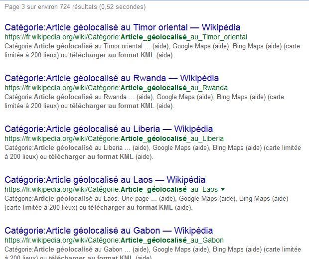 KML de Wikipedia : Listes et Catégories Kml_wi10
