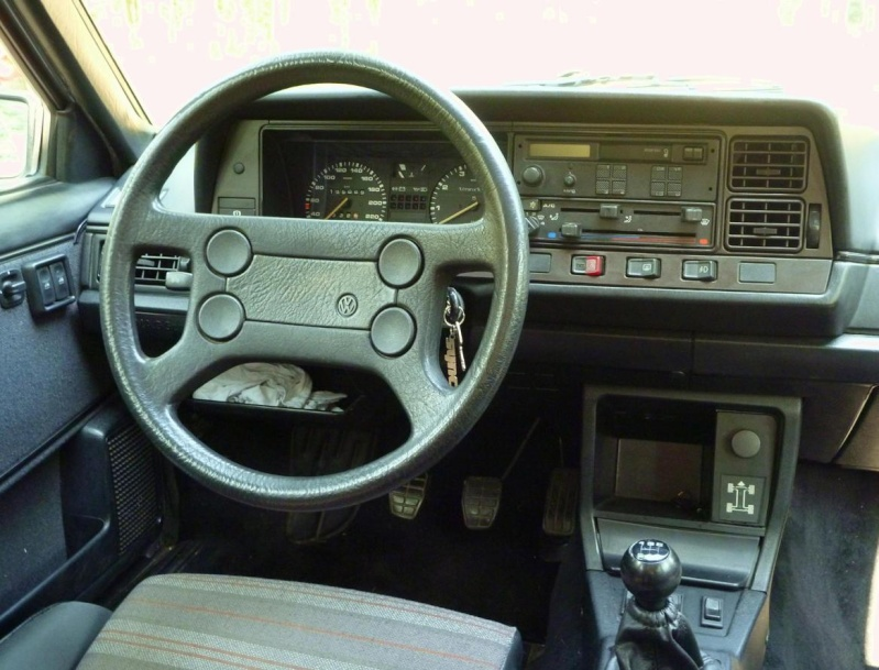 Koenig's Passat GT Variant Syncro '85 Mapass13
