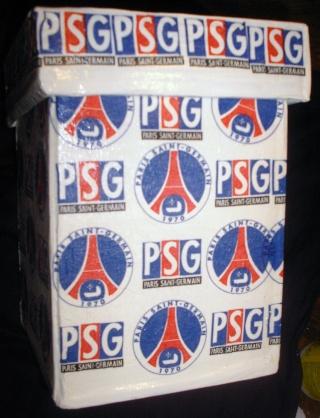 boites faites en carton ondulé (peintes ou serviettées) Psg10