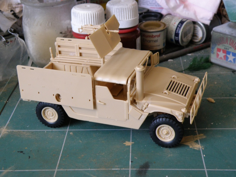 M998 ied gun truk P7260011