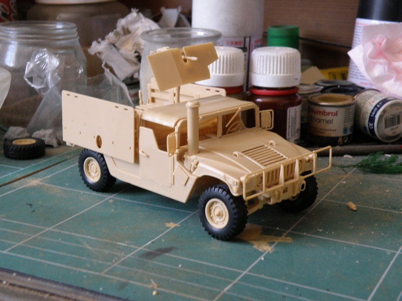 M998 ied gun truk P7260012