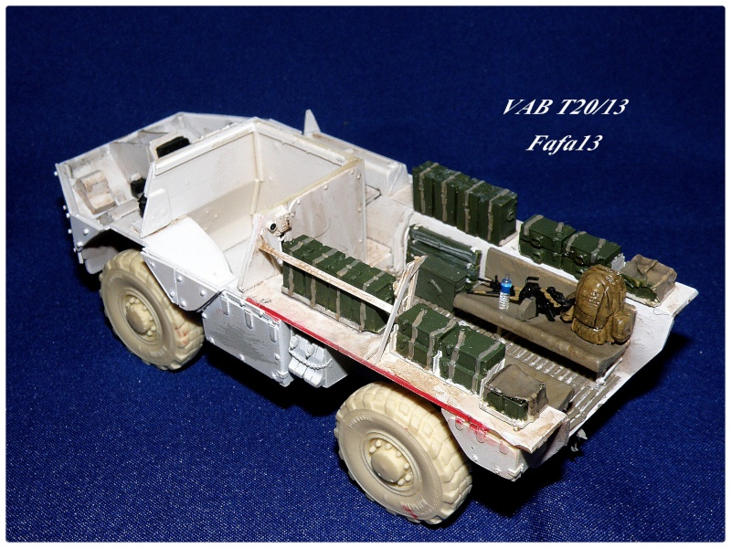 VAB T20/13 Heller 1/35e - Page 2 P9120010