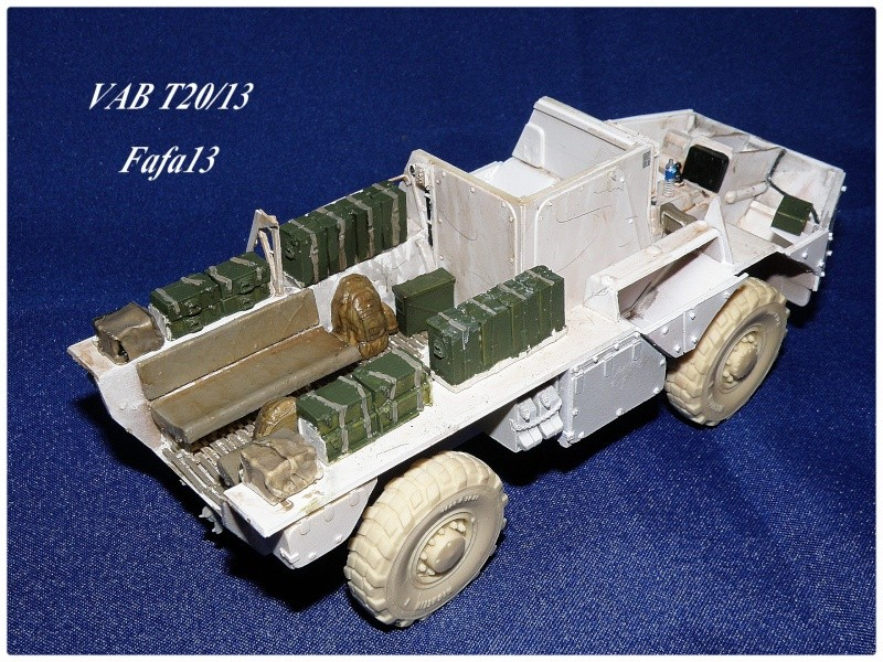 VAB T20/13 Heller 1/35e - Page 2 P9120011