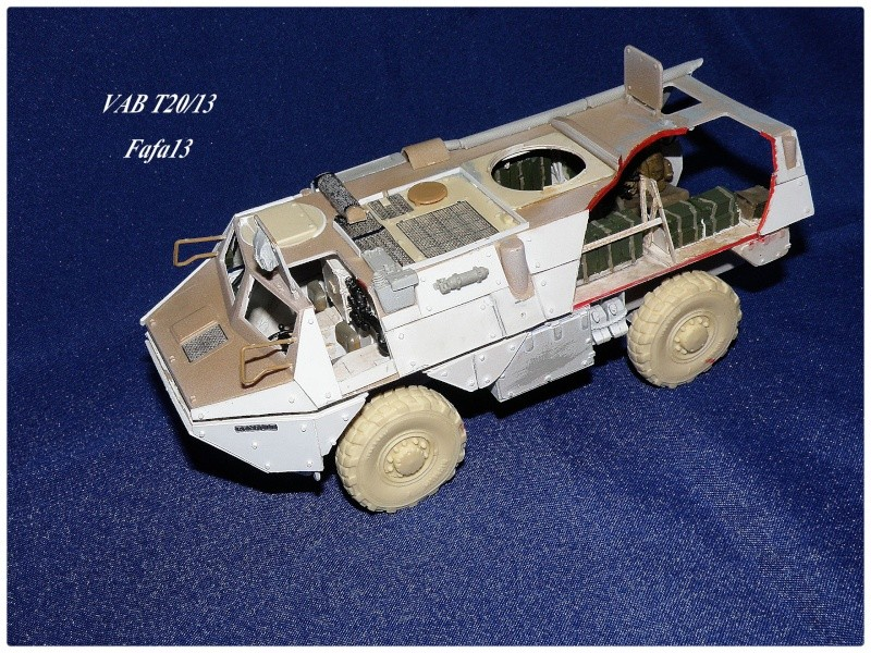 VAB T20/13 Heller 1/35e - Page 2 P9120021