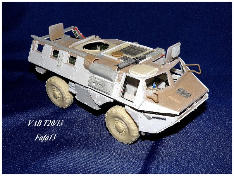 VAB T20/13 Heller 1/35e - Page 2 P9120022