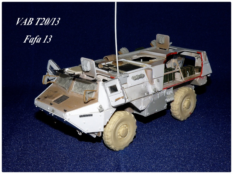 VAB T20/13 Heller 1/35e - Page 2 P9210030