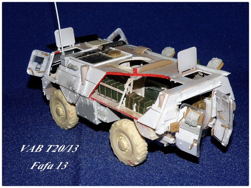 VAB T20/13 Heller 1/35e - Page 2 P9210031