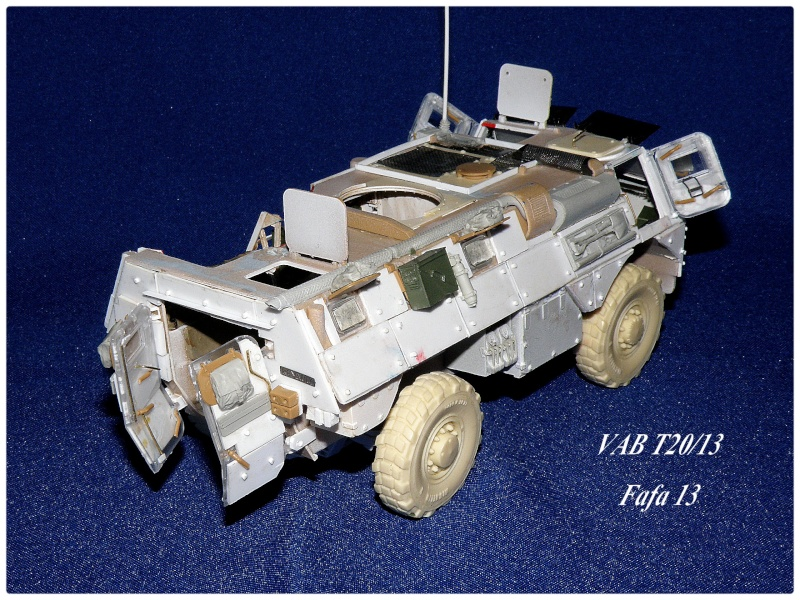 VAB T20/13 Heller 1/35e - Page 2 P9210032