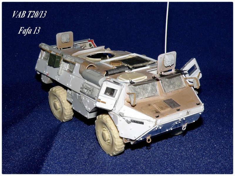 VAB T20/13 Heller 1/35e - Page 2 P9210033