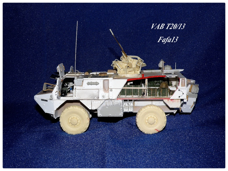 VAB T20/13 Heller 1/35e - Page 2 P9260010