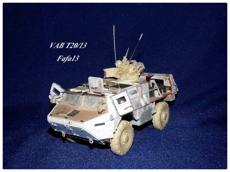 VAB T20/13 Heller 1/35e - Page 2 P9260011