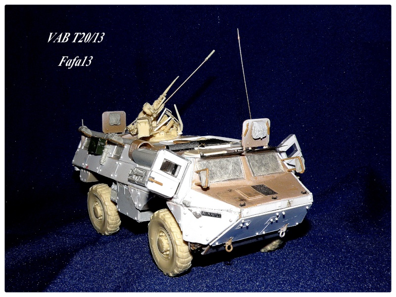VAB T20/13 Heller 1/35e - Page 2 P9260014