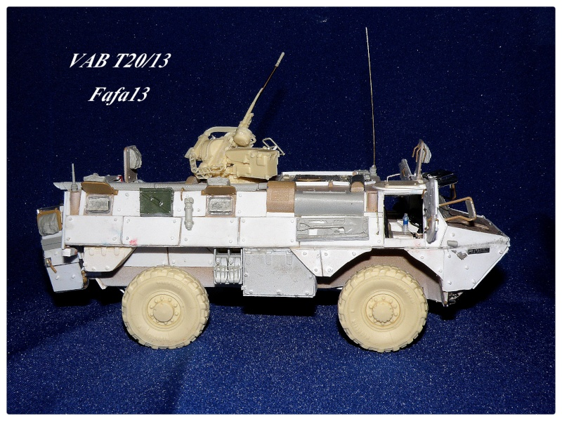 VAB T20/13 Heller 1/35e - Page 2 P9260015