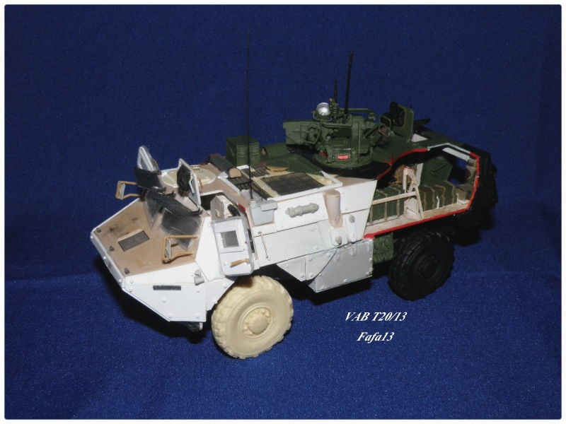 VAB T20/13 Heller 1/35e - Page 2 Pa060010