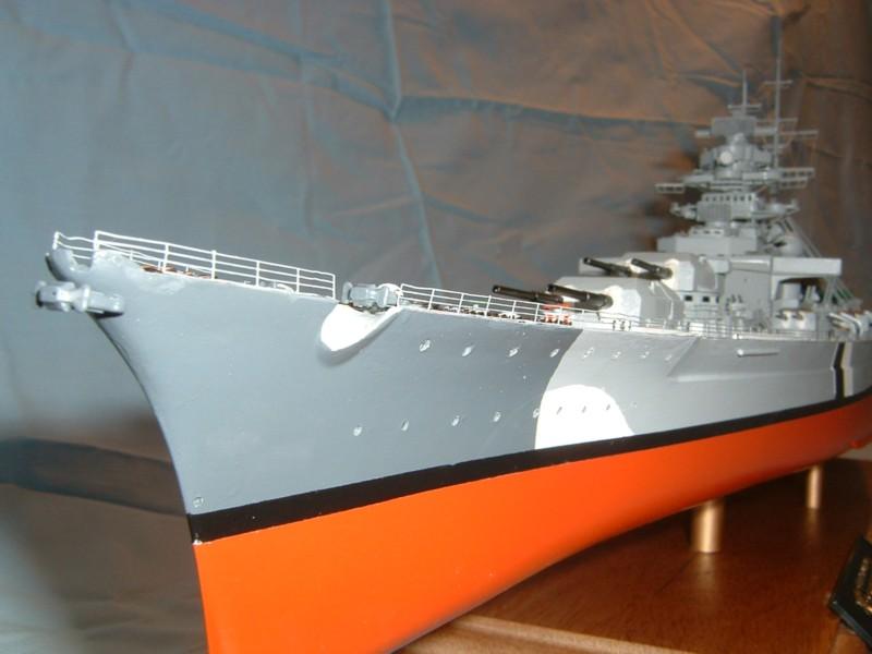 Bismarck (Tamiya + PE Eduard 1/350°) par fab-reims Bis35018