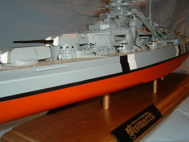 Bismarck (Tamiya + PE Eduard 1/350°) par fab-reims Bis35019