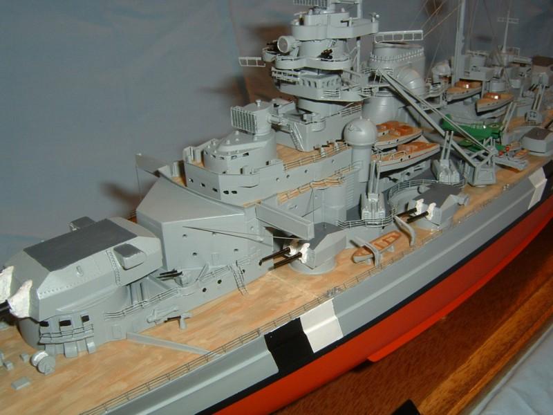Bismarck (Tamiya + PE Eduard 1/350°) par fab-reims Bis35020