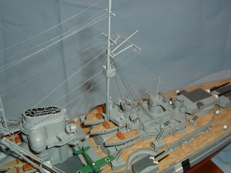 Bismarck (Tamiya + PE Eduard 1/350°) par fab-reims Bis35022