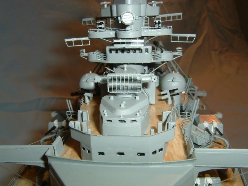 Bismarck (Tamiya + PE Eduard 1/350°) par fab-reims Bis35023