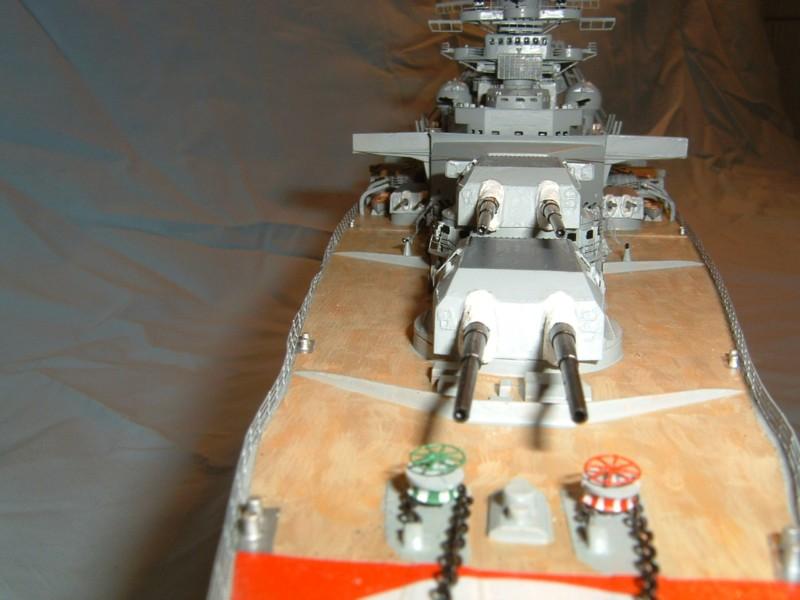 Bismarck (Tamiya + PE Eduard 1/350°) par fab-reims Bis35024