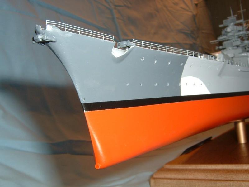 Bismarck (Tamiya + PE Eduard 1/350°) par fab-reims Bis35031