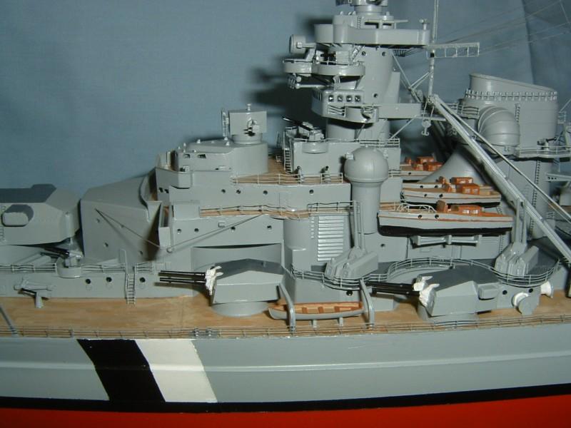 Bismarck (Tamiya + PE Eduard 1/350°) par fab-reims Bis35032