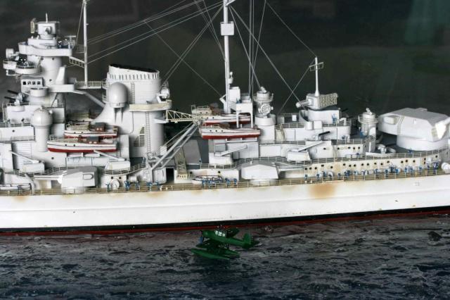 Le Bismarck et son epave au 1/350 (réalisation Alain moitrot) Paul_511