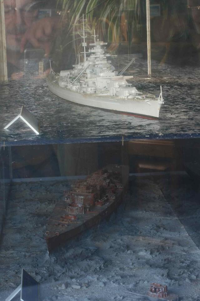 Le Bismarck et son epave au 1/350 (réalisation Alain moitrot) Paul_512