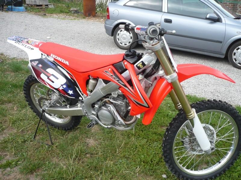échange crf 250 2010 contre une crf450 Photo210