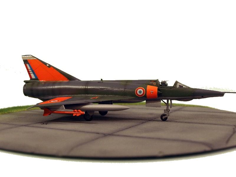 Mirage III-RD du CEV [Heller] P1017410
