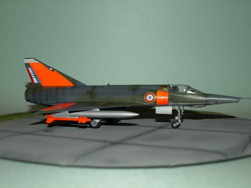 Mirage III-RD du CEV [Heller] P1017411