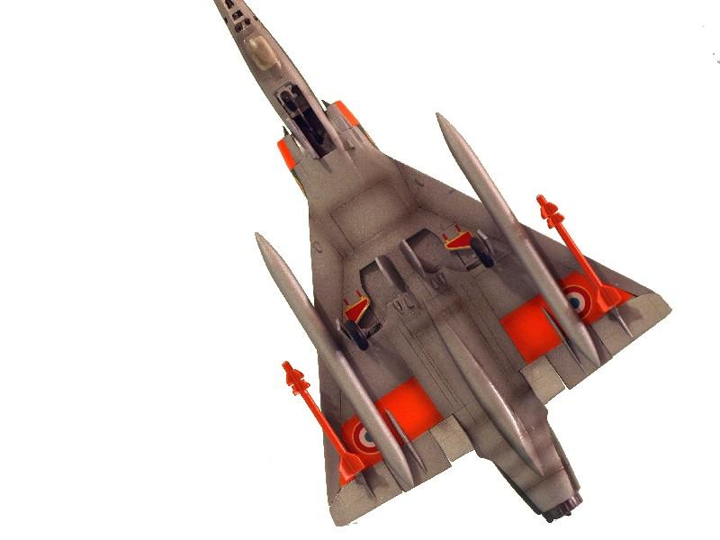 Mirage III-RD du CEV [Heller] P1017513