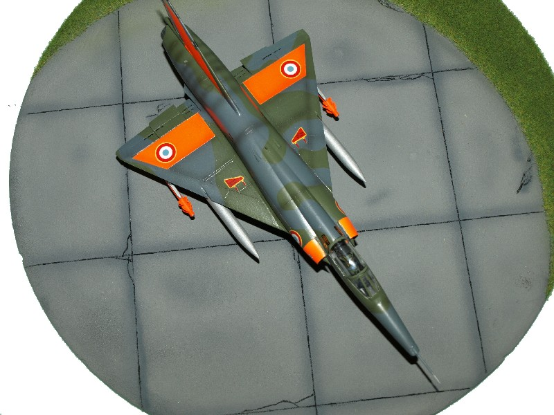 Mirage III-RD du CEV [Heller] P1017518
