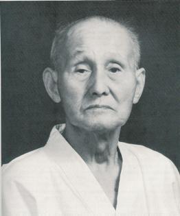 Ostuka Hironori : Fondateur du Wado Ryu (Karaté) Aboutk10
