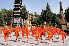 Moines Shaolin, les Guerriers prêtre Images69