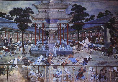 Moines Shaolin, les Guerriers prêtre Shaoli10