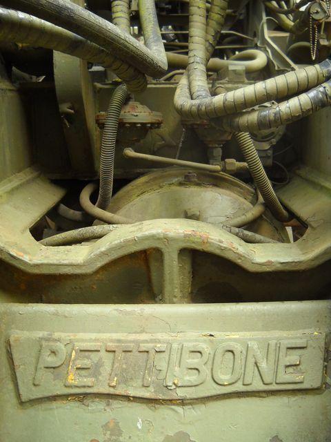 Recherche documentation sur le Pettibone RT 10000 01911110