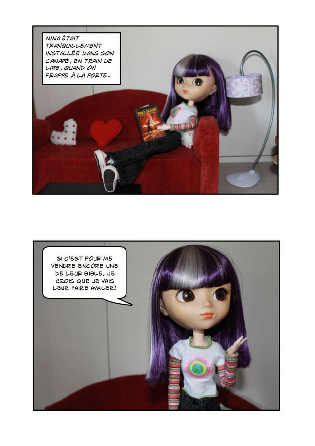 Mes petites dolls [Pullip] [Dal Hangry] [Hujo] [Taeyang] - Page 9 Page_116