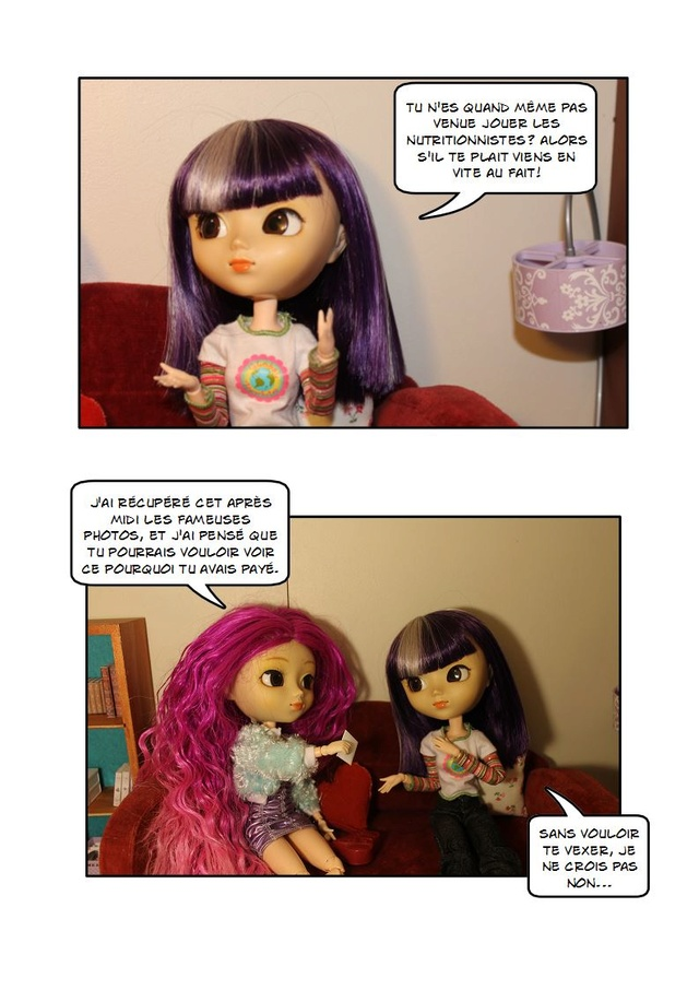 Mes petites dolls [Pullip] [Dal Hangry] [Hujo] [Taeyang] - Page 9 Page_612
