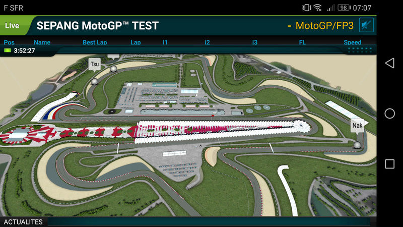 [MotoGP] Test Sepang Screen11