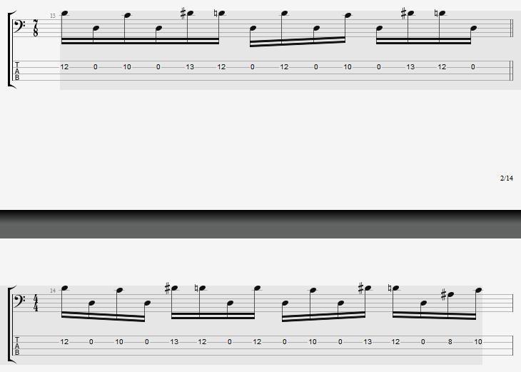 Solfège et théorie musicale Guitar10