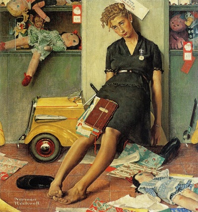 Norman Rockwell A229