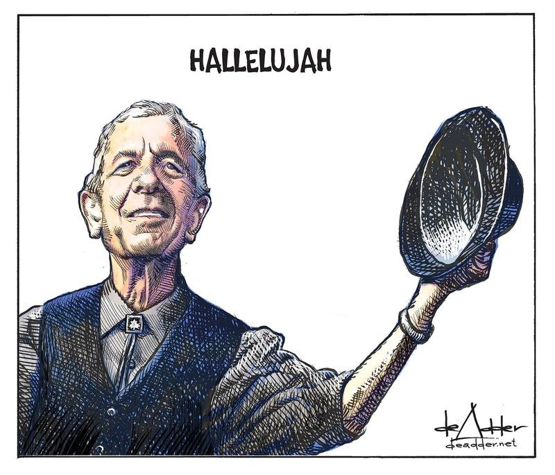 Leonard Cohen 15003310