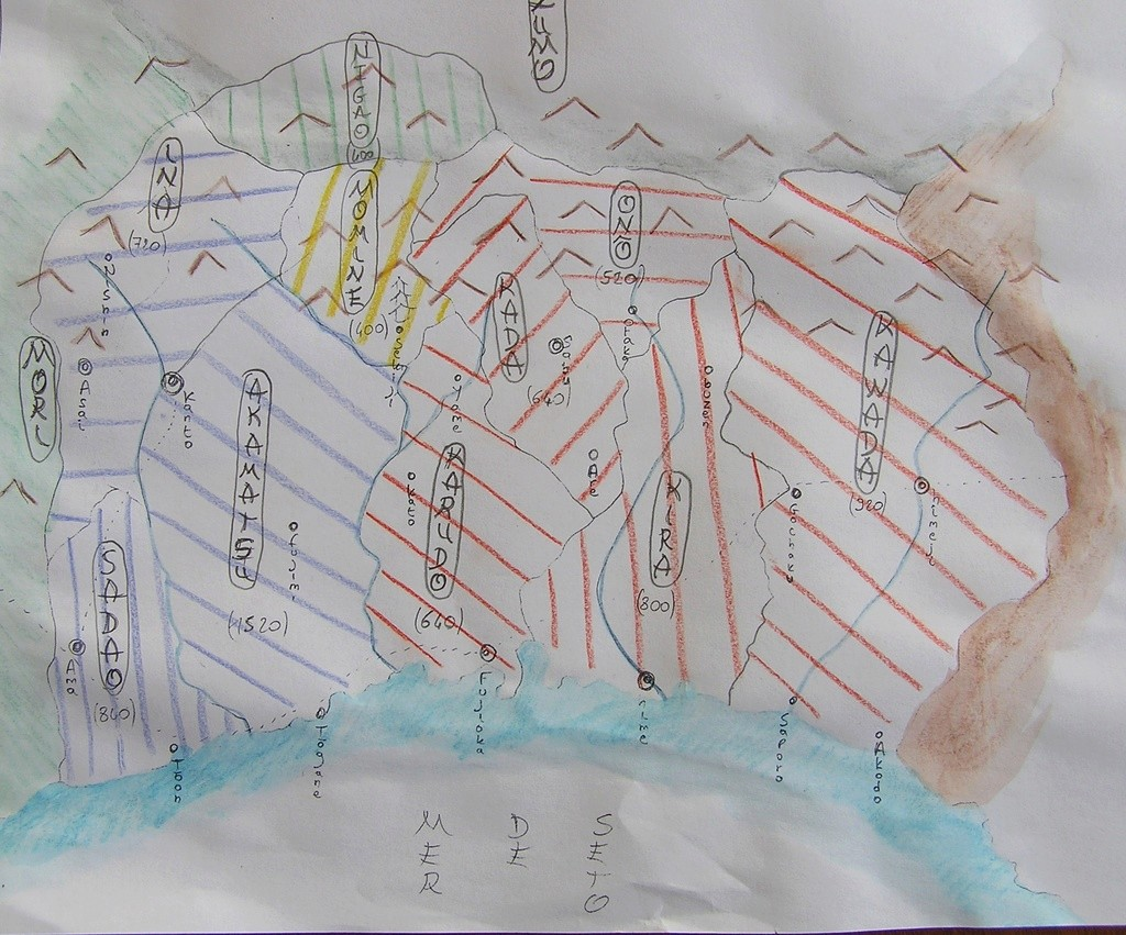 La zone sud: Le Harima P1010212